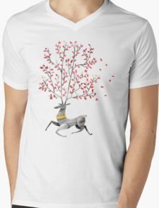 King of the forest Mens V-Neck T-Shirt