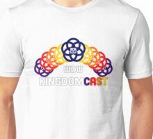 Kingdomcast Future World Arch logo Unisex T-Shirt