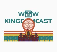 Kingdomcast Vintage logo by wdwkingdomcast