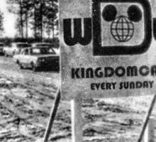 Kingdomcast Florida Project logo Sticker
