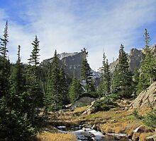 Hike to Hallett Peak by Jens  Larsen
