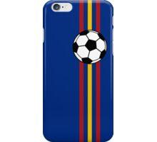 Football Stripes Spain iPhone Case/Skin