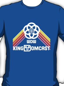 Kingdomcast Future World logo T-Shirt