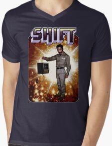 Shift! You bad mother-get back to work! Mens V-Neck T-Shirt