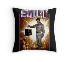 Shift! You bad mother-get back to work! Throw Pillow
