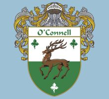 O'Connell Coat of Arms/Family Crest Kids Clothes