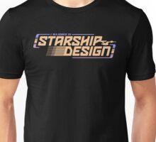 I Majored in Starship Design Unisex T-Shirt