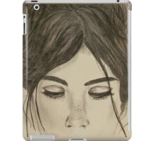 Vintage Amour iPad Case/Skin
