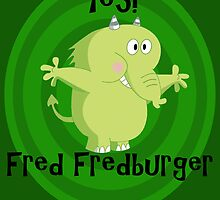 Fredfred burger by kalilak