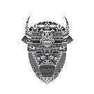 Aztec Buffalo by stuarthole