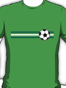 Football Stripes Nigeria T-Shirt