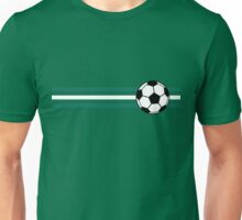 Football Stripes Nigeria Unisex T-Shirt