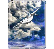 Short Sunderland Flying Boat WWII iPad/iPhone/iPod/Samsung cases iPad Case/Skin
