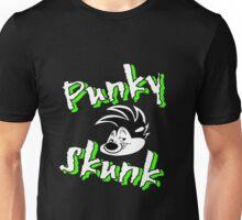punky skunk Unisex T-Shirt