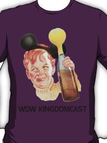 Kingdomcast Jenkem Huffer logo T-Shirt