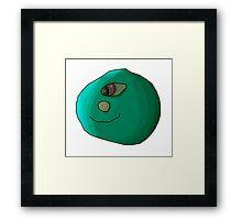 Cyclops Seed Framed Print