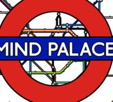 Mind Palace Map Sticker