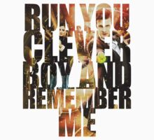 Run You Clever Boy and Remember Me by Liam Hill
