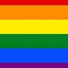 Smartphone Case - Rainbow Flag 3 by Mark Podger