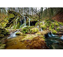 Beusnita Waterfall Photographic Print
