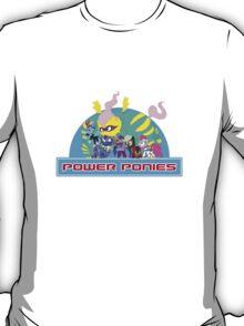 Power Ponies T-Shirt