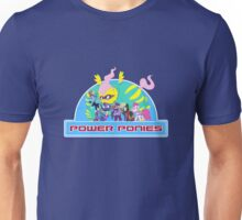 Power Ponies Unisex T-Shirt
