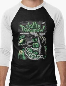 YUMMY TENTACLE CEREALS! Men's Baseball ¾ T-Shirt
