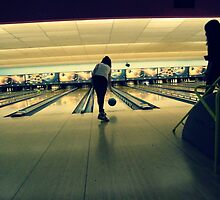Bowling baby by pugfoot