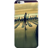Bowling baby iPhone Case/Skin