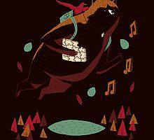 banjo kazooie(brown) by louros