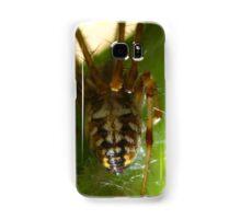 Patterned Spider Samsung Galaxy Case/Skin