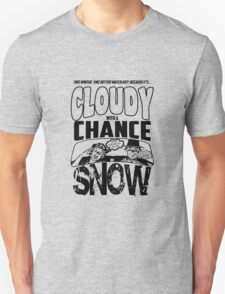 Pittsburgh Winter Weather Horror Unisex T-Shirt