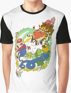 Adventure Bros Graphic T-Shirt