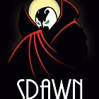 SPAWN: The Animated Series by KillerBrick Tees