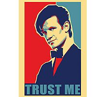Matt Smith Hope Photographic Print