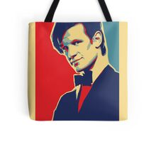 Matt Smith Hope Tote Bag