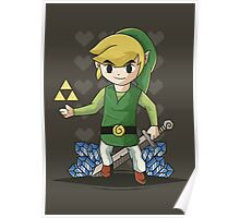 The Legend of Zelda: Wind Waker Poster