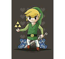 The Legend of Zelda: Wind Waker Photographic Print