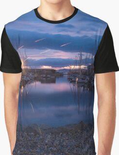 Lossie Sunrise Graphic T-Shirt