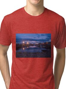 Lossie Sunrise Tri-blend T-Shirt
