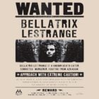 Bellatrix Lestange Wanted  by nicethreads