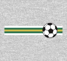 Football Stripes Australia by sher00