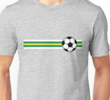 Football Stripes Australia Unisex T-Shirt