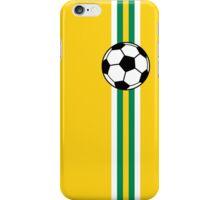 Football Stripes Australia iPhone Case/Skin