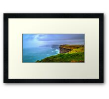 Cliffs of Moher Ireland Framed Print