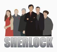 Sherlock by BenChowdhiry