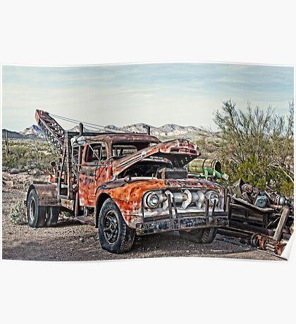 Breakdown Truck Poster