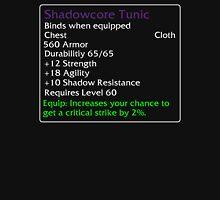 Shadowcore Tunic Unisex T-Shirt