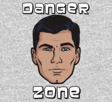 Danger Zone Archer by slapsgiving