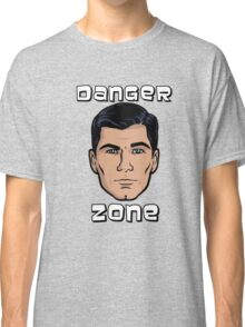Danger Zone Archer Classic T-Shirt